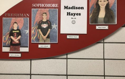 Students of the Month: September 2017
