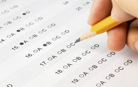 Students must take standardized multiple choice tests year after year in schools across the state.