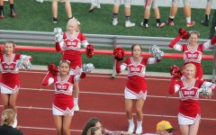 Attack the Crowd: Cheerleaders Get the Fans Hyped