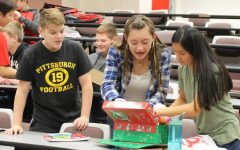 FCA Once Again Takes Part in Operation Christmas Child